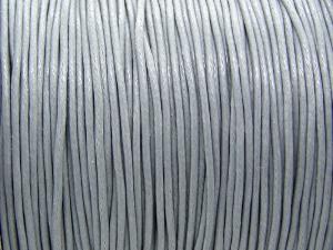 Sznurek SZARY Shamballa 1mm 4m (RSZ03H)