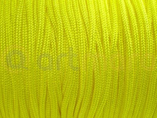 Sznurek ŻÓŁTY Shamballa 1,5mm 4m (RSZ05D)