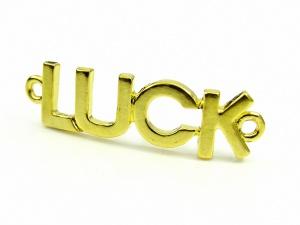 Łącznik LUCK szczęście złoty (RZW11B)