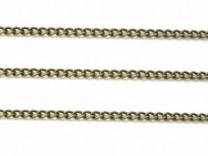 Łańcuszek 3,7x2,5x0,7mm 1m (RLA02C)